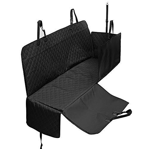 Linyuo Autositz Abdeckung Für Haustiere - Wasserdicht Und Rutschfeste & Washable Haustier Rücksitz-Abdeckung Für Auto-LKW-SUV (Cabrio Autositz 2015)