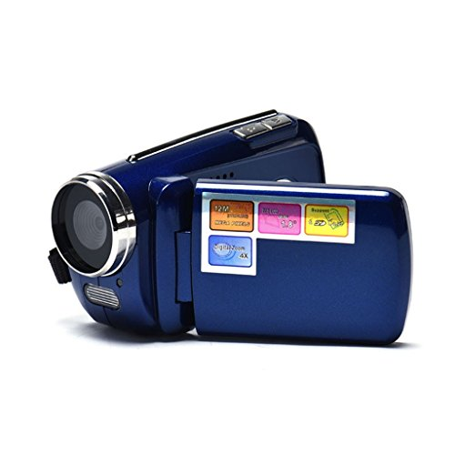 digital-camera-kingwo-18-inch-tft-4x-digital-zoom-mini-video-camera-blue