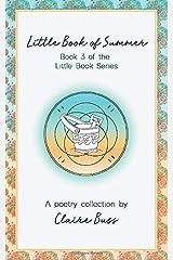 Little Book of Summer (Little Book Series) Paperback