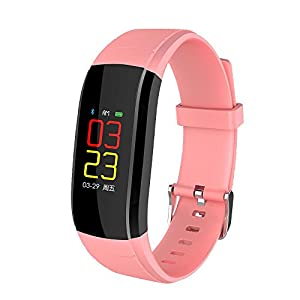 'Fitness Tracker Smart Wrist Watch U Watch Phone Mate For IOS Android Vneirw UPX 0.87 Colour Display Sports Watch Smart Watch with Waterproof Heart Rate Monitor/Pedometer/Sleep/Calorie