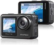AKASO Brave 7 Le Action Camera 4K30FPS 20MP WiFi,Fotocamera Sportiva con Touch Screen IPX7 Resistente all'