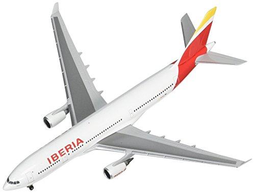 Herpa 529303 Iberia Airbus A330-200 - Kit de Modelos de avión, Multicolor