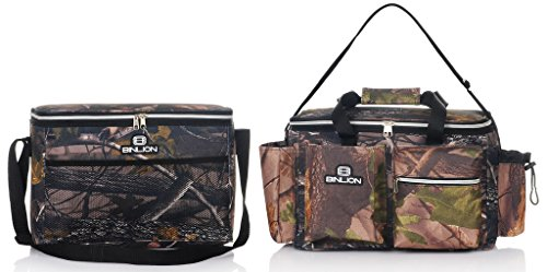 binlion-l38w20h25cm-cooler-bag-2pcs-set-one-with-net-pocket-and-another-with-2-pockets-in-front-and-