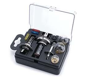 Kit d'ampoules de rechange comprenant ampoules H1 H4 H7 et fusibles SKODA YETI