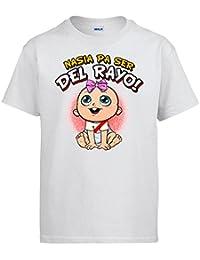 Camiseta nacida para ser del Rayo fútbol