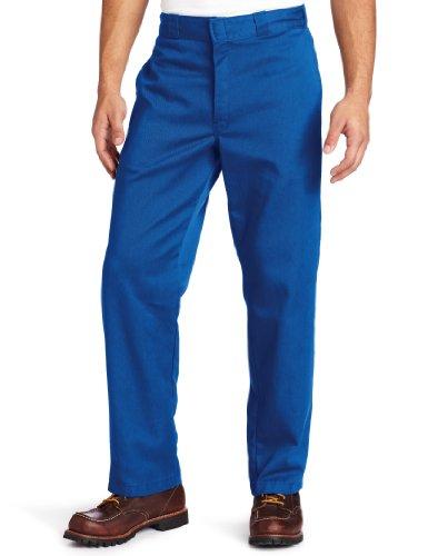 Dickies Herren Relaxed Hose Orgnl 874Work Pnt, Gr. W34/L34 (Herstellergröße: 34T), Blau (Royal Blue RB)