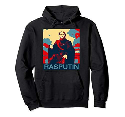 Paare Gruselig Kostüm - Rasputin Russische Halloween-Kostüm Gruselig Pullover Hoodie