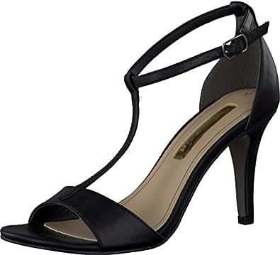 Tamaris 28392, Sandales Femme - Noir (Black 001), 36 EU