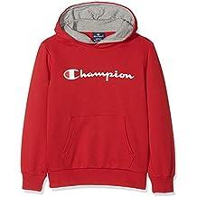 629e839185f7 Amazon.fr   pull champion - Rouge