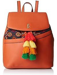 global desi Women's Handbag (Orange)