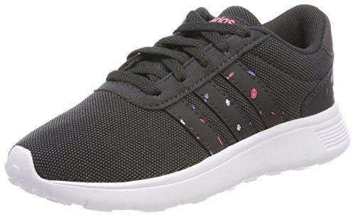 Adidas Lite Racer K, Chaussures de Gymnastique Mixte Enfant