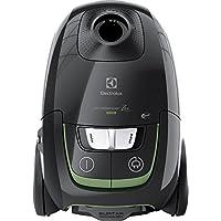 Electrolux Aspirateur avec sac ultra-silencieux, système d'aspiration AeroPro Silent Zen, sac S-Bag Clinic Anti Allergy, système Motion Control, 3,5L Noir