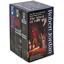 [The Wheel of Time, Boxed Set I, Books 1-3: The Eye of the World, the Great Hunt, the Dragon Reborn] (By: Professor of Theatre Studies and Head of the School of Theatre Studies Robert Jordan) [published: October, 1993]