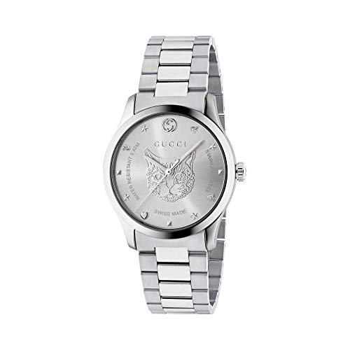 Gucci YA1264095 STEEL 316 L Woman Watch