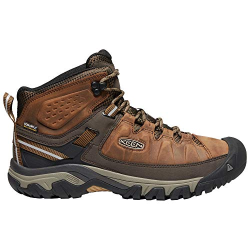 41q8peaqiIL. SS500  - KEEN Men's Targhee Iii Mid Wp High Rise Hiking Shoes