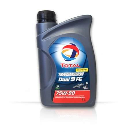 Total Übertragung Dual 9FE 75W90Manuelle Gear Box Öl 1Liter