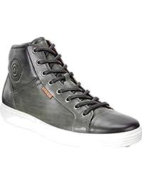 Ecco Herren Soft 7 Men's Hohe Sneakers