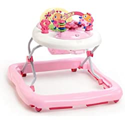 Bright Starts - Andador con electronics, color rosa