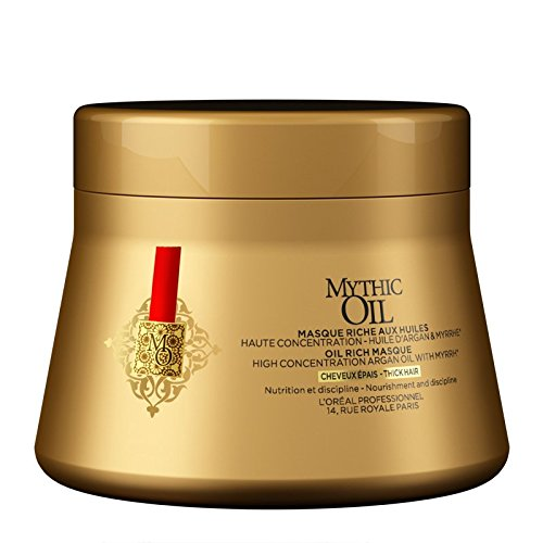 L'oreal Professionnel Mythic Oil Nourishing Masque For All Hair Types...