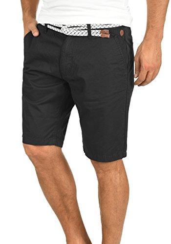 BLEND Ragna 20704154ME Chino Shorts, Größe:3XL;Farbe:Black (70155)