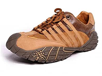 Woodland GC0466107Y14 - Camel Casual Shoes for Men