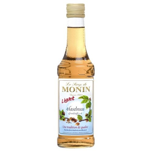 Monin Sirup Haselnuss Light zuckerfrei 700 ml