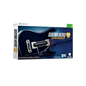 Guitar Controller – Guitar Hero Live – [Xbox 360]