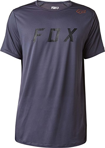 Fox T-Shirt Flexair Black