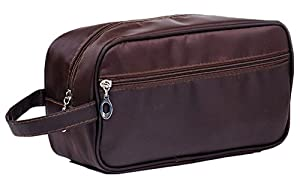 iSuperb® Toiletry Bag Travel Organizer Classy Waterproof Portable Wash Gym Shaving Bag for Men