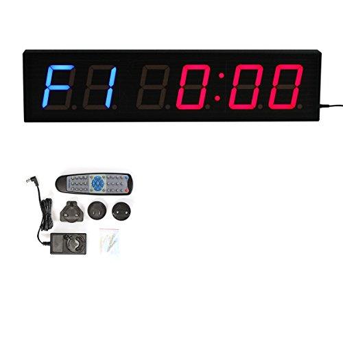 CKB Ltd dígitos LED cuenta atrás intervalo gimnasio