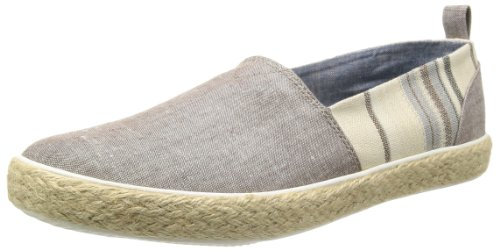 Generic Surplus Slip-On Toile Mocassin Brown Mix