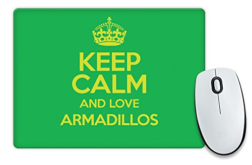 green-motivo-keep-calm-and-love-armadilli-colore-1954-tappetino-per-mouse