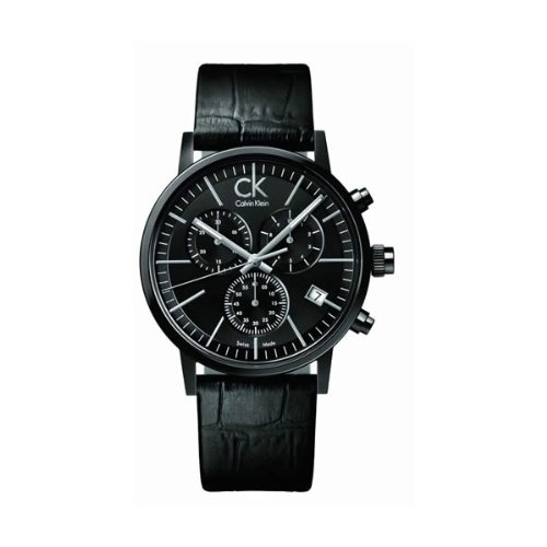 Calvin Klein Herrenuhr-Armbanduhr post-minimal K7627401