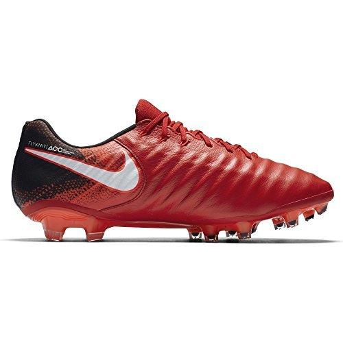Nike Unisex-Erwachsene Tiempo Legend VII FG 897752 616 Sneaker, Mehrfarbig (Indigo 001), 42 EU