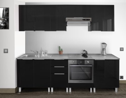 preisvergleich berlenus ce8bn unterschrank sp lenschrank 80 cm willbilliger. Black Bedroom Furniture Sets. Home Design Ideas