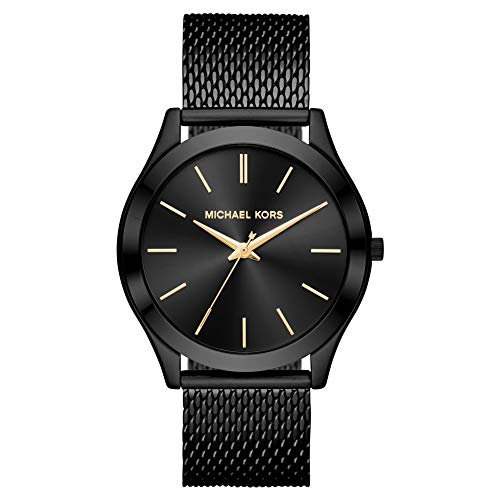 Michael Kors Men's Analogue Quartz Watch with Stainless Steel Strap MK8607