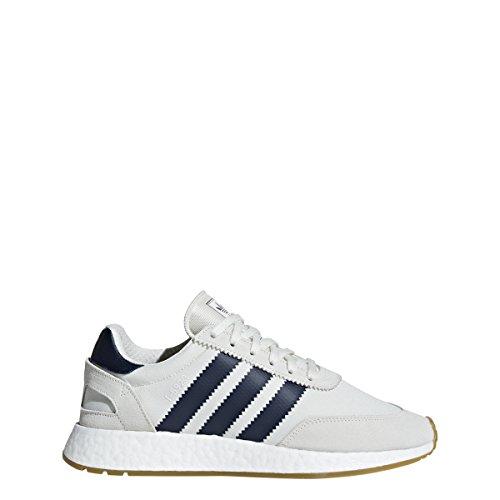 Adidas - Running Homme, Blanc (White-Collegiate Navy-Gum), 40.5 EU