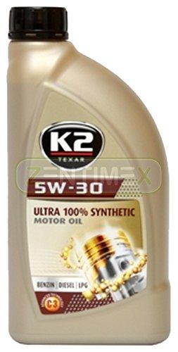 Motoröl Öl voll-synthetisch 5W-30 ULTRA Nanotechnologie Benzin-Motoren Benziner LPG-Motoren Diesel-Motoren mit und ohne Turbo-Kompressor 1l LongLife 3, low SAPS, ACEA A3/B4, C2, C3-10, BMW LONGLIFE-04, Porsche C30, Volkswagen VW 504 00 / 507 00, Mercedes-Benz MB 229.51