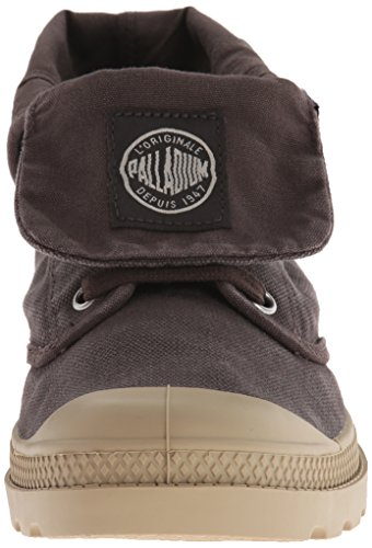 Palladium Baggy Low LP Damen Desert Boots Grau (Asphalt/Putty 290)