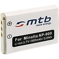 Batteria per Konica Minolta NP-900 / Olympus Li-80B … (vedi