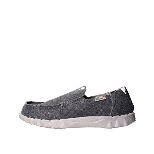 Dude Shoes Men's Farty Classic Oceano Slip On / Mule Blue