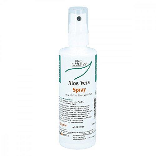 Aloe Vera 100% pur pro Na 100 ml -