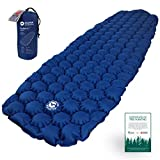 Best Backpacking Sleeping Pads - EcoTek Outdoors Hybern8 Ultralight Inflatable Sleeping Pad Review