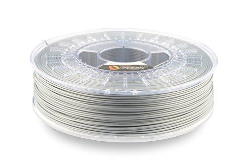 Fillamentum 3D Filament – ASA, 750g / 1.75mm – Gris Métallisé, Température de la pression 250-255°C