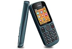 New/Unused Nokia 100 Mobile - Dark Green Color