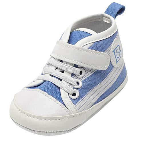 Beikoard Drucken Sie Babyschuhe Kleinkind Schuhe Stiefel Herbst Neugeborenes Kleinkind Gestreifte Weiche Sohle Boot Schuhe