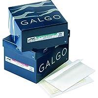 Galgo 7820 - Caja de 250 sobres, 184 x 261 mm