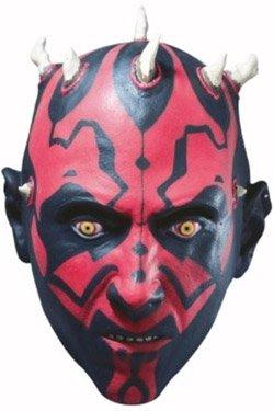 Star Wars Maske Darth Maul Vinylmaske