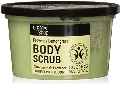 Organic Shop Provence Lemongrass Exfoliante Corporal