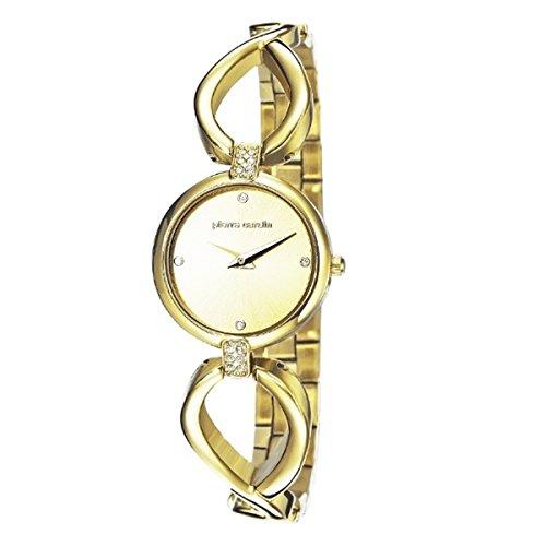 Pierre Cardin Women's Watch Esperance Gold Stainless Steel Bracelet Gold Stainless Steel Analogue Quartz PC106972°F05